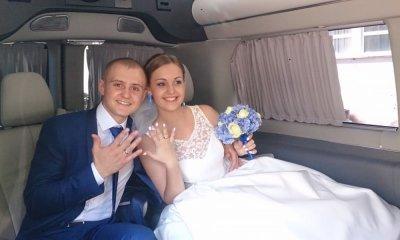 Свадьба Димы и Насти